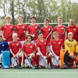 U16 landshold 2017