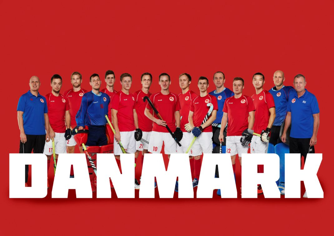 Herrelandsholdet 2018 EM Antwerpen