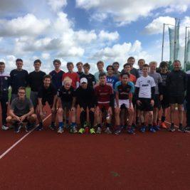 U21 træning 1