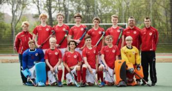 U16 landshold 1 2017