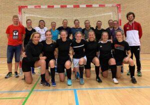 Damelandsholdet åben træning 22-4-19