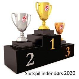 Slutspil indendørs 2020