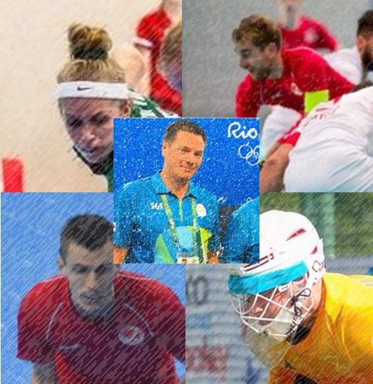 Profiler i dansk hockey
