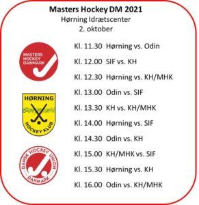Masters DM 2021 program