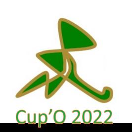 Cup O 2022 logo